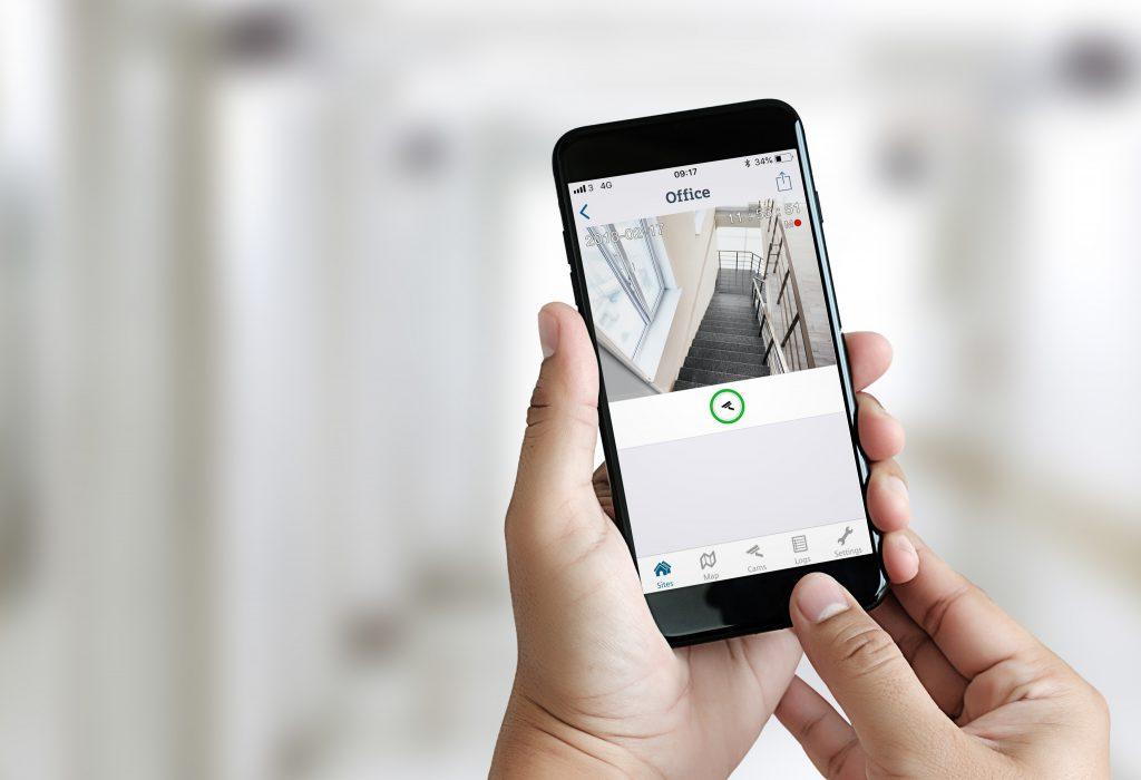 Application vidéosurveillance