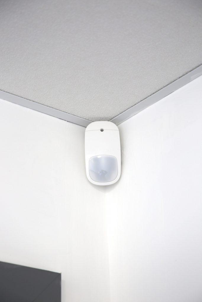 Détecteur pour système d'alarme intrusion